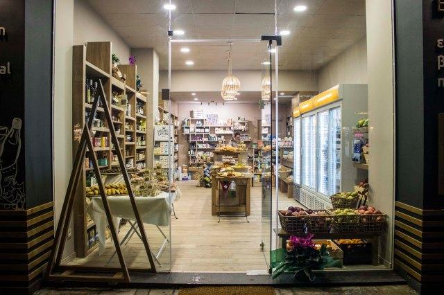 Εγκαίνια για το νέο κατάστημα βιολογικών προϊόντων στην Ηγουμενίτσα